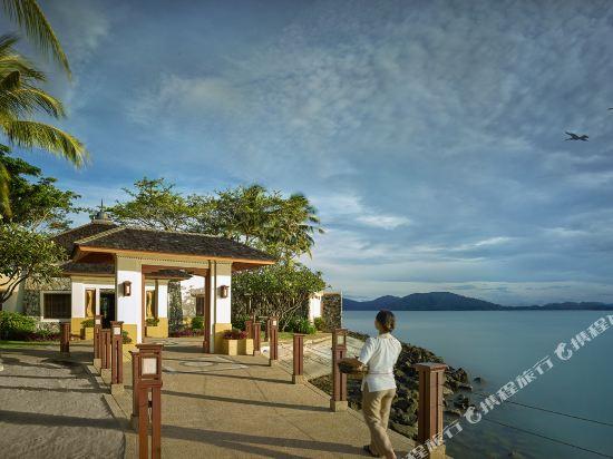 哥打京那巴魯香格里拉丹絨亞路酒店(Shangri-La's Tanjung Aru Resort & Spa Kota Kinabalu)SPA