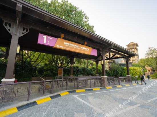 廣州長隆酒店(Chimelong Hotel)公共區域