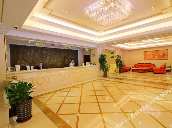 維也納酒店(上海浦東機場店)(Vienna Hotel (Shanghai Pudong Airport))大堂吧