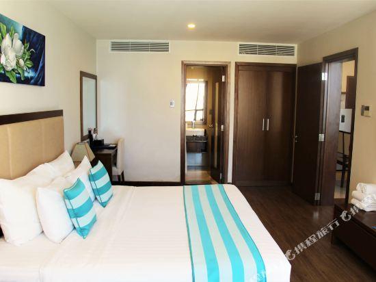 阿凡達峴港酒店(Avatar Danang Hotel)尊貴套房