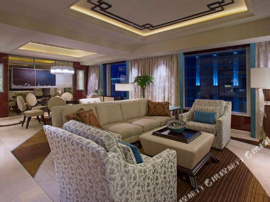澳門喜來登金沙城中心大酒店(Sheraton Grand Macao Hotel, Cotai Central)大使套房