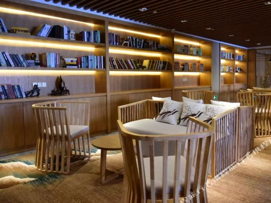 美豪麗致酒店(深圳福田會展中心店)(Mehood Lestie Hotel (Shenzhen Futian Convention and Exhibition Center))大堂吧