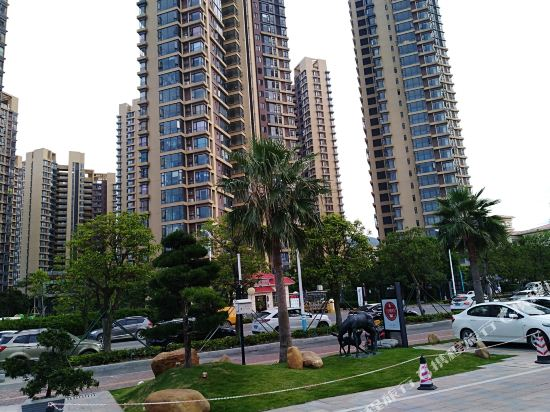 Q+ Hengqin Bihai Lantian Holiday Apartment (Zhuhai Ocean Kingdom)