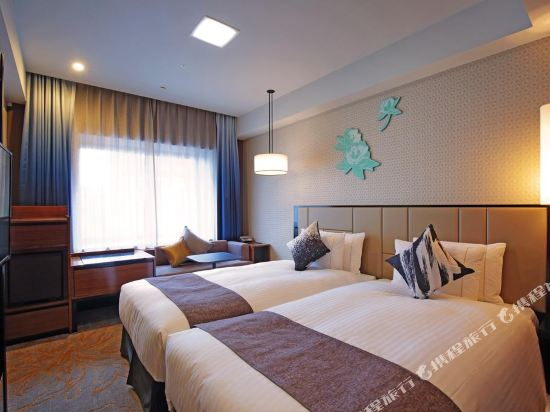 京都四條皇家花園酒店(2018年4月新開業)(The Royal Park Hotel Kyoto Shijo(New Open))標準雙床房