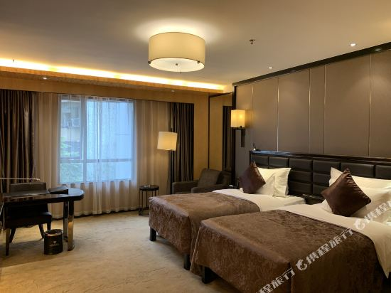 中山特高商務酒店(Tegao Business Hotel)豪華雙人房
