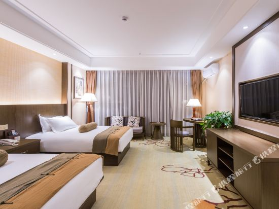 昆明長水機場萬金安酒店(Wan Jin An Hotel)豪華標準間
