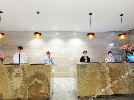 珠海香江維克酒店(Zhuhai Hongkong Victory Hotel)公共區域