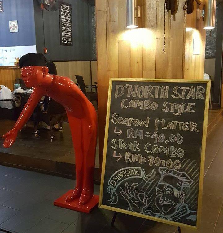 Hotel D'North Star & Spa, Sandakan, Hotel reviews and Room