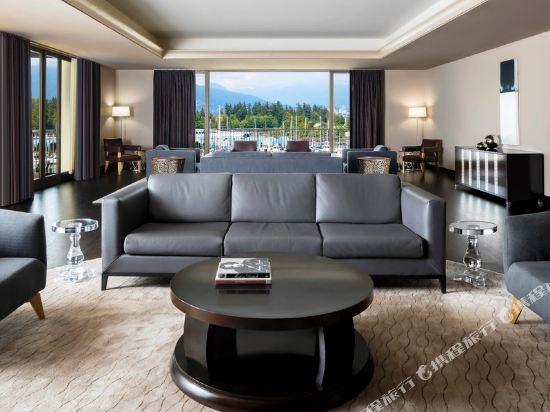 海柏温哥華威斯汀酒店(The Westin Bayshore Vancouver)國際套房