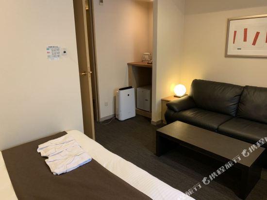札幌大通Nest酒店(Nest Hotel Sapporo Odori)單人房