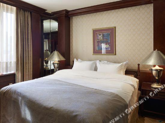 首爾皇宮酒店(Imperial Palace Seoul)行政套房