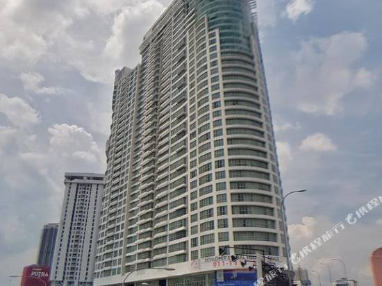 吉隆坡海洋一室公寓