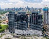 吉隆坡678舒適套房三塔OYO公寓