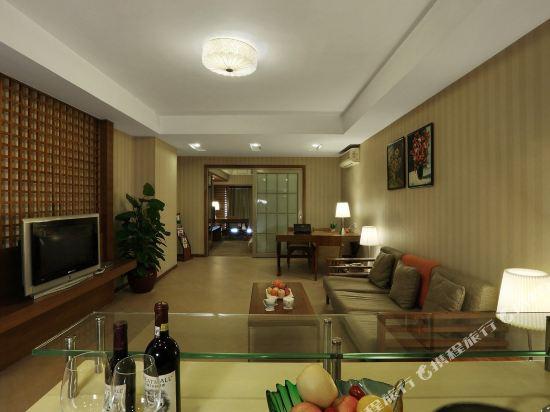 深圳中南海悅大酒店(South China Laguna Hotel)經典雙床公寓