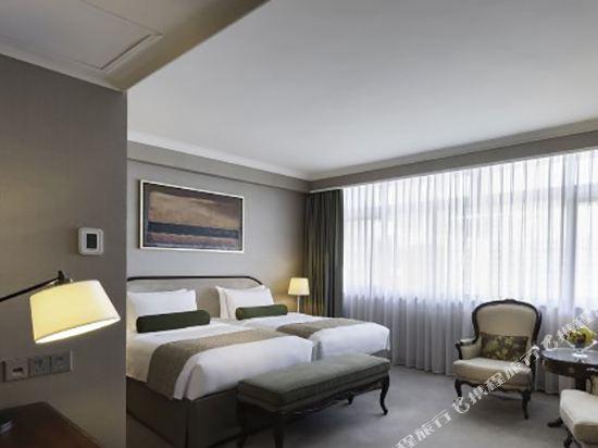 馬哥孛羅香港酒店(Marco Polo Hongkong Hotel)豪華三人房