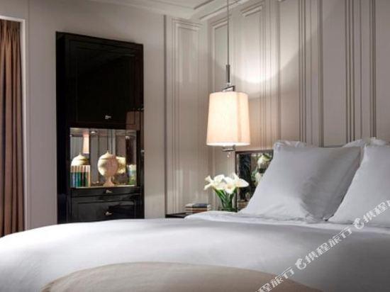 倫敦瑰麗酒店(Rosewood London)花園樓套房