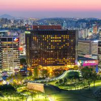 千禧首爾希爾頓酒店酒店預訂