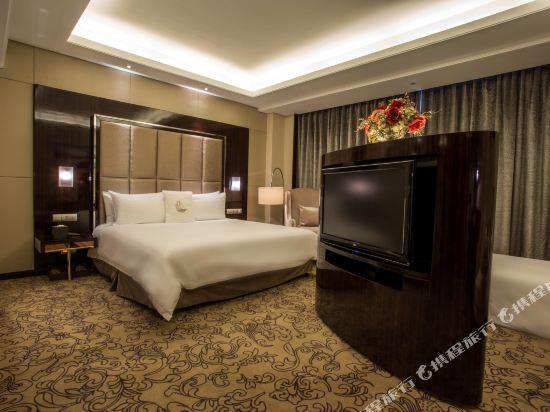 萬信酒店(上海世博園店)(Wassim Hotel (Shanghai World Expo Center))經典行政大床房