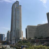 諾盟國際公寓(廣州淘金地鐵站店)酒店預訂