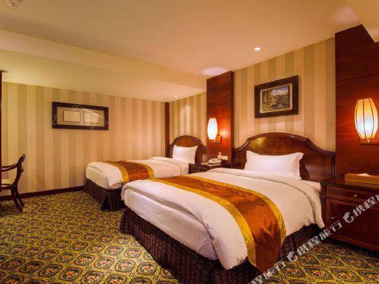 台北首都唯客樂飯店(CAPITAL  WAIKOLOA HOTEL)雙人房