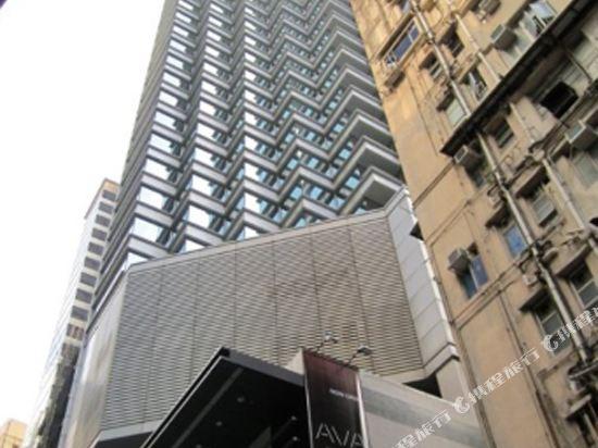香港麗景酒店(原隆堡國際麗景酒店)(Hotel Panorama)外觀