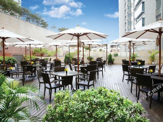 香港8度海逸酒店(Harbour Plaza 8 Degrees)餐廳