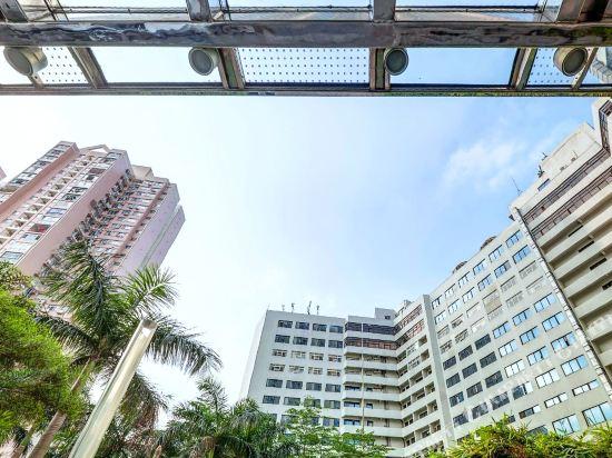 深圳999丹楓白露酒店(999 Royal Suites & TowersShenzhen)眺望遠景
