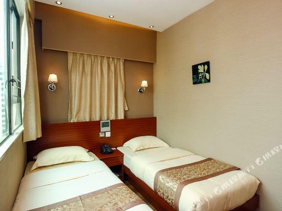 香港雲浦酒店(VP Hotel)標準房
