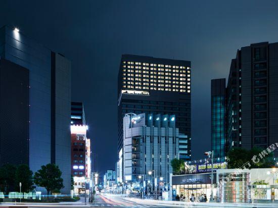 三井花園飯店名古屋普米爾(Mitsui Garden Hotel Nagoya Premier)外觀