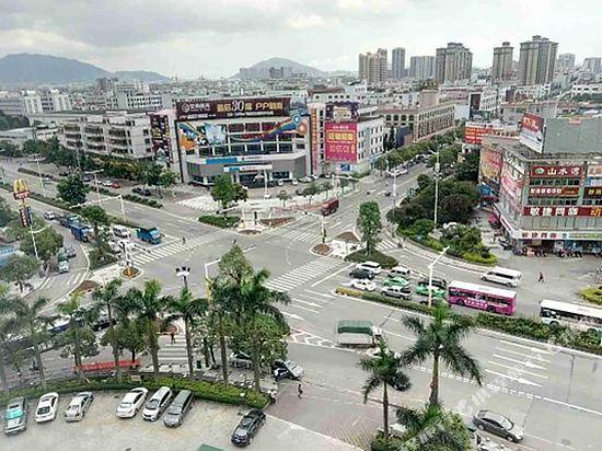 中山匯龍灣酒店(Huilongwan Hotel)眺望遠景