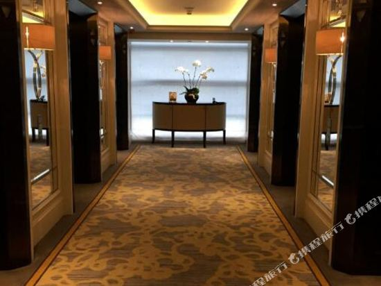 香港朗廷酒店(The Langham Hong Kong)內景_公共區域