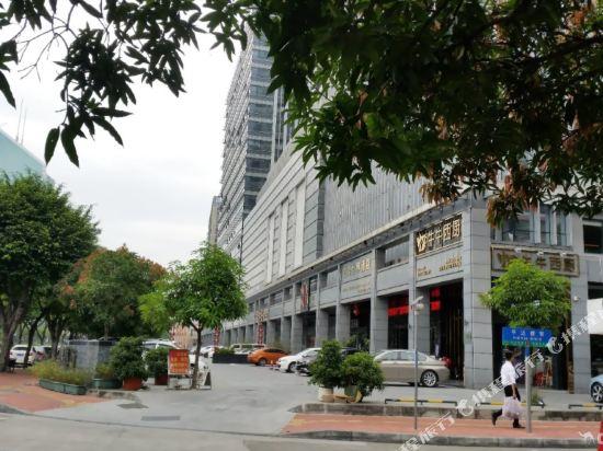 佛山甜果世界酒店(Sweet World Hotel)周邊圖片
