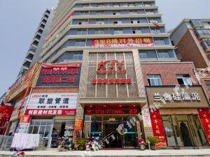 黃石陽新安居易快捷酒店