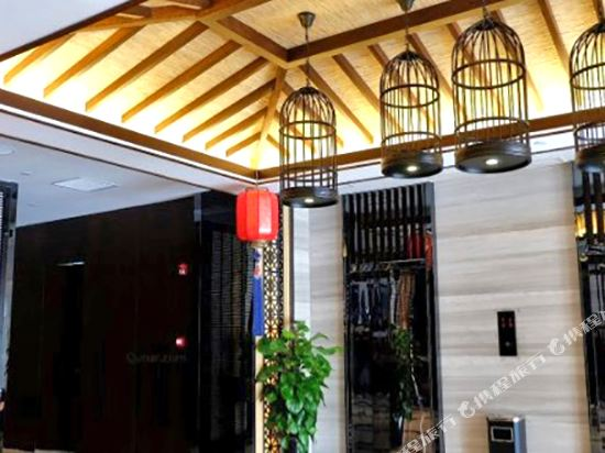 上海同文君亭酒店公共區域