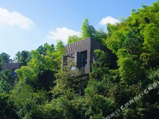溧陽美岕山野温泉度假村(Meijie Mountain Hotspring Resort)一居室別墅