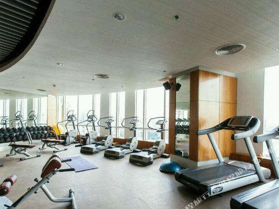 曼谷盛泰瀾中央世界商業中心酒店(Centara Grand at Centralworld)健身房