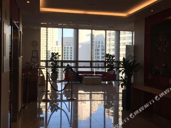 宜必思大使釜山城市中心酒店(Ibis Ambassador Busan City Centre)公共區域