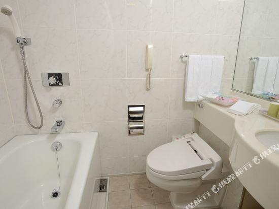 京阪環球塔酒店(Hotel Keihan Universal Tower)塔樓標準雙床房