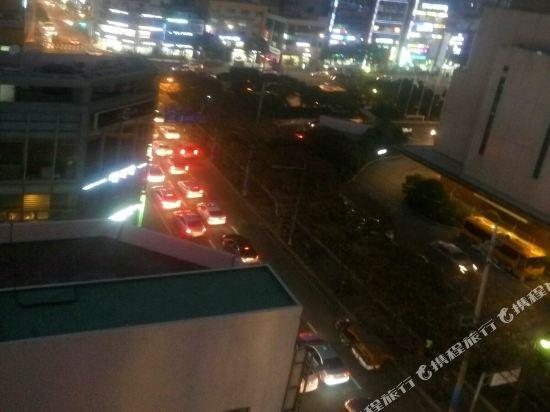 釜山商務酒店(Busan Business Hotel)眺望遠景