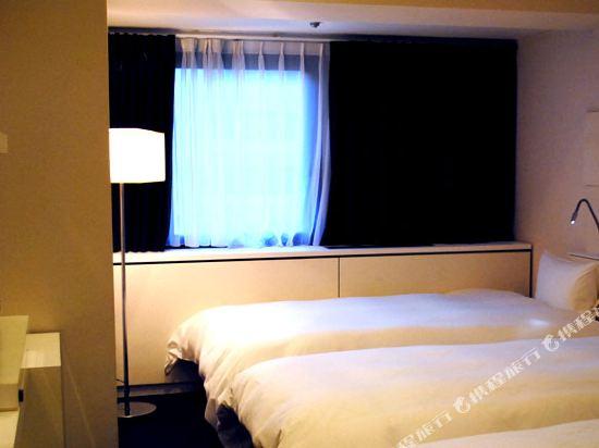 大阪十字酒店(Cross Hotel Osaka)三人房