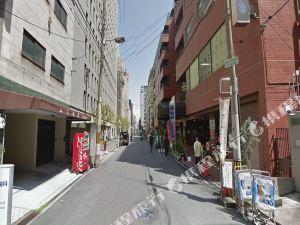 鄰近心齋橋車站難波溫馨公寓F(F Shinsaibashi Namba Apartment)