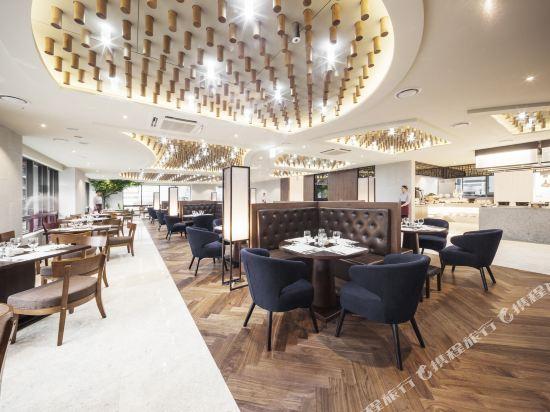 首爾帝馬克豪華酒店明洞(Tmark Grand Hotel Myeongdong)餐廳