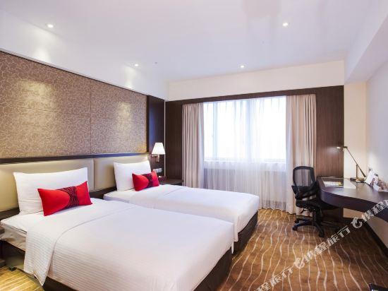 台北王朝大酒店(Sunworld Dynasty Hotel Taipei)豪華客房