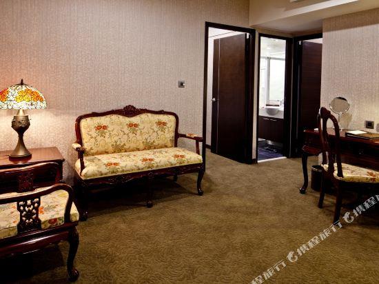 台中皇家季節酒店中港館(Royal Seasons Hotel Taichung Zhongkang)皇家套房