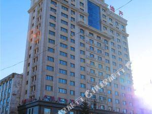 北安市艾歐輕奢酒店