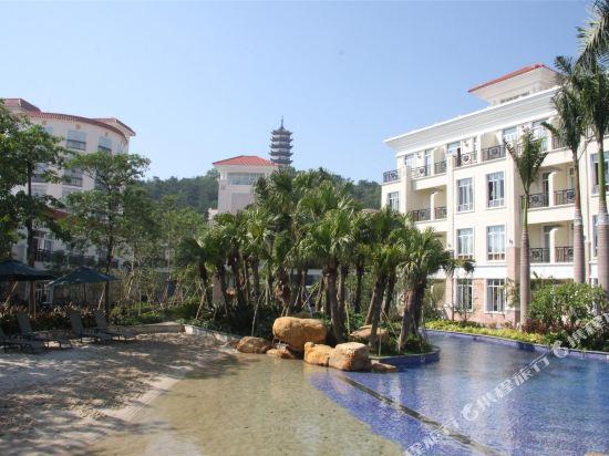 三正半山酒店(東莞橋頭店)(Goodview Hotel (Dongguan Qiaotou))健身娛樂設施