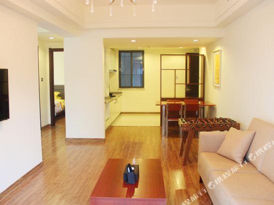 碧桂園空港鳳凰酒店(廣州新白云機場店)鳳祺公寓親子房