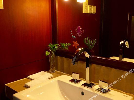 蝶來浙江賓館(Deefly Zhejiang Hotel)高級親子房