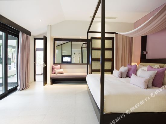 峴港富神瑪雅度假酒店-全SPA體驗(Fusion Maia Da Nang – All spa Inclusive)Bedroom
