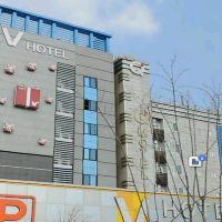 梁山V酒店酒店預訂